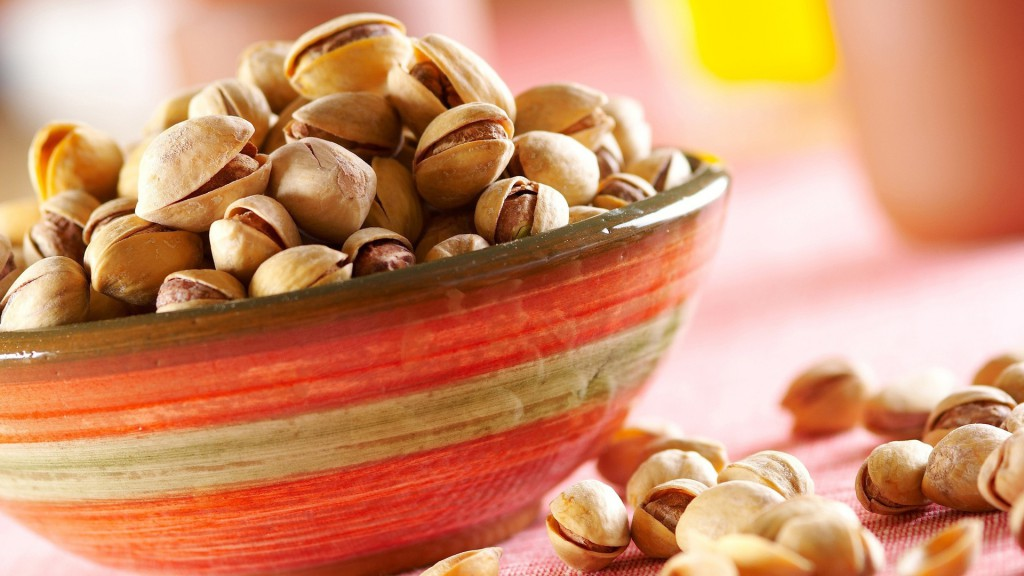 Pistachios.Weight-loss