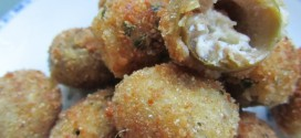 Fried Natural Green Olives