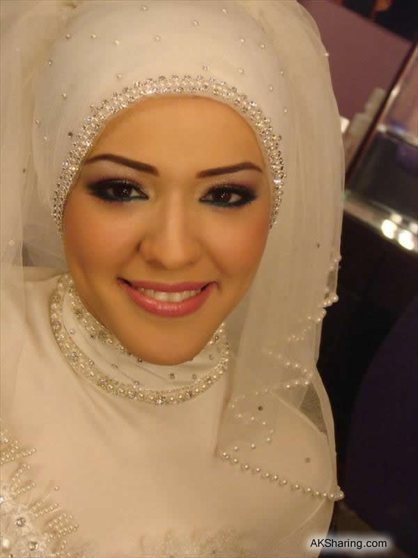 Latest Wedding Styles of Hijab
