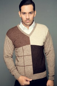 Bonanza Garments Wintertime Knit Tops Outfit Collection 2014-15 For Mens.6