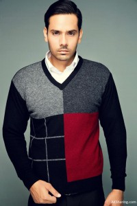 Bonanza Garments Wintertime Knit Tops Outfit Collection 2014-15 For Mens