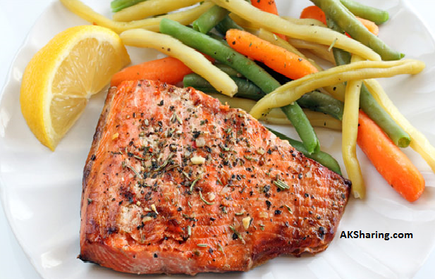 Get Fish For Balanced Healthy
