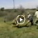 Angry Lion Attack on Hunter