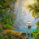 Nature 3D Wallpapers HD