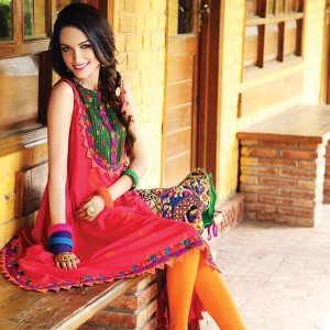 Khumaar Clothing Wear Most Current Marriage Selection 2014 For Womens