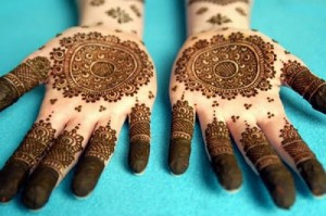 Most Recent Well liked Bridal Mehndi Styles 2014-2015(10)