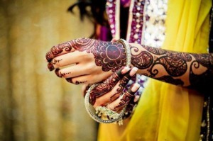 Most Recent Well liked Bridal Mehndi Styles 2014-2015(12)