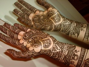 Most Recent Well liked Bridal Mehndi Styles 2014-2015(2)