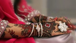 Most Recent Well liked Bridal Mehndi Styles 2014-2015(6)