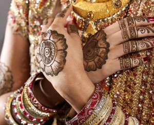 Most Recent Well liked Bridal Mehndi Styles 2014-2015(7)