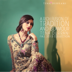 Tena Durrani New Winter Season and Marriage Selection 2014 For Womens