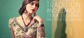 Tena Durrani New Winter Season and Marriage Selection  For Womens