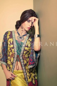Tena Durrani New Winter Season and Marriage Selection 2014 For Women