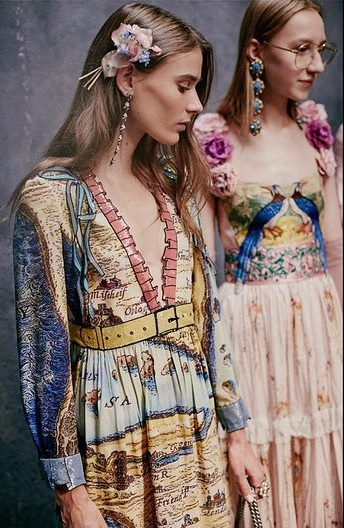 New York Fashion Show 2016 Alessandro Michele Gucci 04