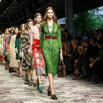 New York Fashion Show 2016 Alessandro Michele Gucci