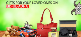 Gifts for your Loved Ones on Eid-ul-Adha 2016