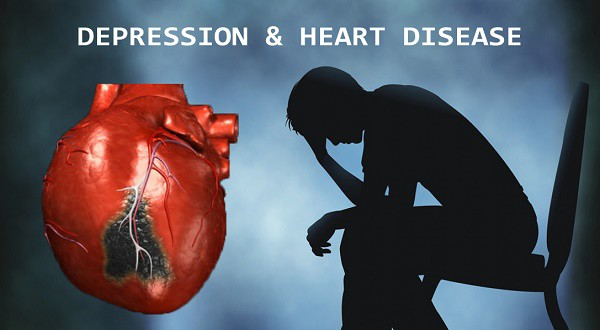 Heart Patients Died Soon Due to the Continuous  Depression
