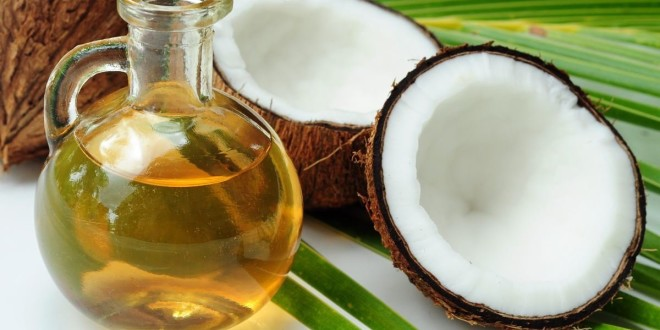 Stop Hair fall  and  Damaged Hair, With Coconut Oil