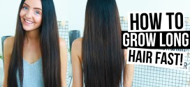 Make Hair Growth Fast by Simple Natural Tips