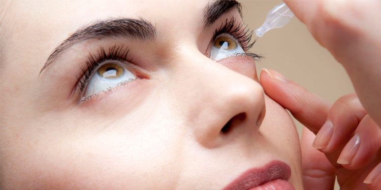 Use allergen-reducing eye drops sparingly